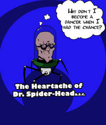 Dr Spider-Head by Mrspide