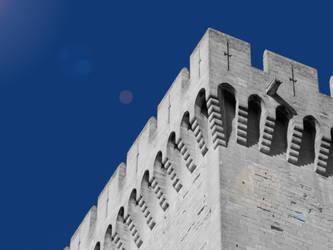 avignon castel by pOpEy-tGl
