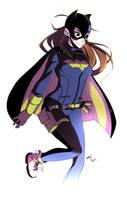 New batgirl by sunnybunnybeach