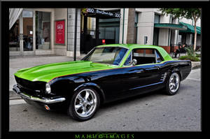 64 Mustang by mahu54