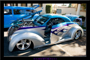 37 Ford Roadster by mahu54