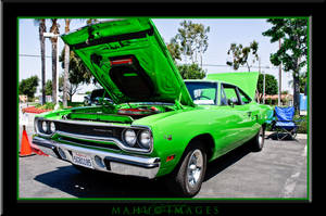 70 Plymouth Roadrunner by mahu54