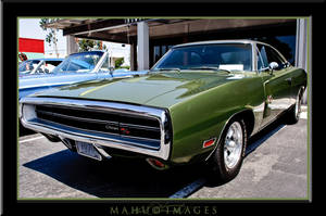 70 Dodge Charger by mahu54