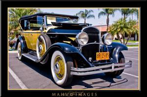 30 Chrysler Model 77 Phaeton by mahu54