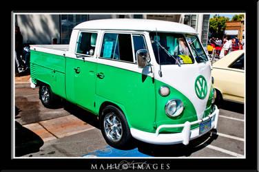 64 Volkswagen Truck by mahu54