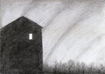 Twilight dadkening by EugenBehm