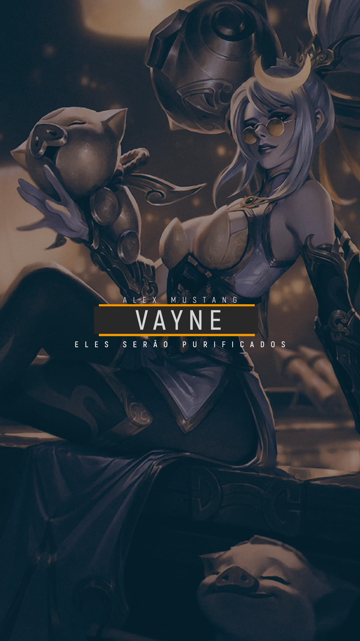Vayne | Mobile by AlexMust4ng