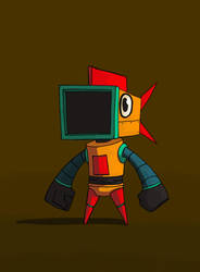Koi Bot by TreasureMan