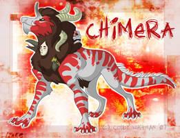 Chimera - Art Trade by helterskellter
