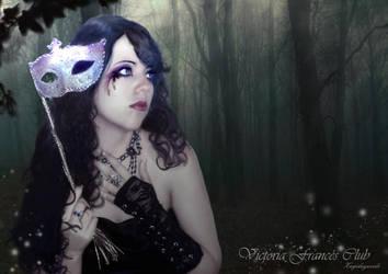 Forest maiden by Gloria-T-Dauden