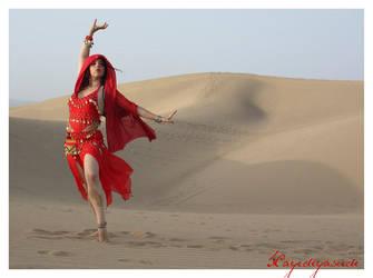 Desert Enchantress by Gloria-T-Dauden