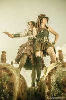 Steamgirls by Gloria-T-Dauden