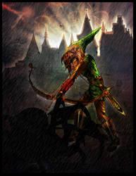 Protect the Kingdom by RCopeland-AiijuinArt