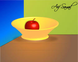 3D Bowl by generationext