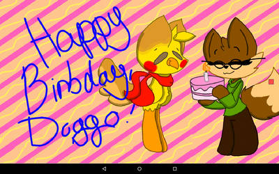 Bday gift by BatkittyPlaysAJ