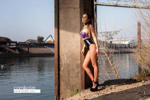 latex swimwear - camika-ze by rager-ac