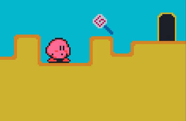 New Kirby by zooboy159