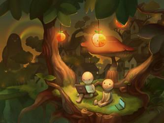 Tablefy - little light by ethe