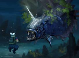 Poseidon's Legacy - Shen by ethe