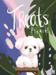 Treats Please by ethe