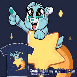 VOTE! Soaring on my wishing star! by Shibaroll