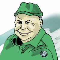 Don Rickles  1926-2017 by PeKj