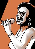 Aretha Franklin by PeKj
