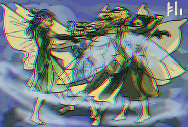 Dance of the Elves by PeKj