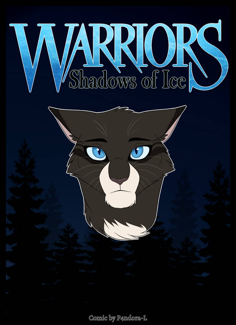 Warriors: Shadows of Ice - Cover by P4ndora-L