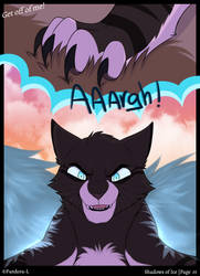 Warriors: Shadows of Ice ~ Page 25 by P4ndora-L