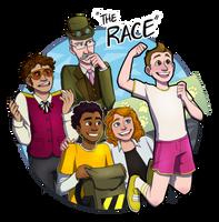MML - The Race illustration by Blairaptor
