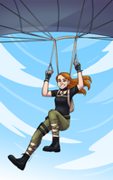 KP Parasail by Blairaptor