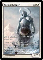 Ancient Keeper by WakeOfEscher