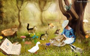 Beatrix Potter by pams00