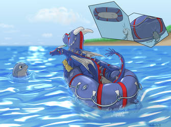 Sinking Adventure by Astramilitant