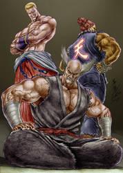 Tekken 7 Badass by madmaxsol
