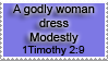 Modesty by Lightmare7
