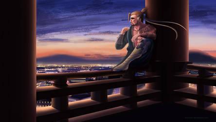 Hanzo by Darrison