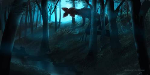 Stranger Things Fanart by Darrison