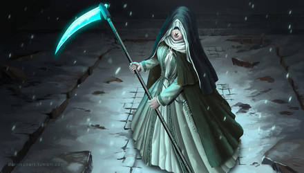 Sister Friede by Darrison