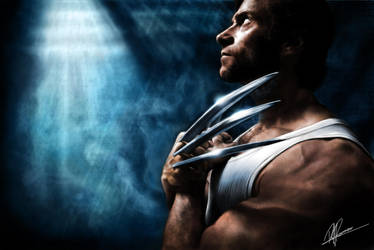 Wolverine - Speed Paint by rodg-art