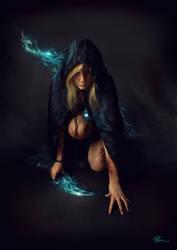 Cold Whisper by rodg-art