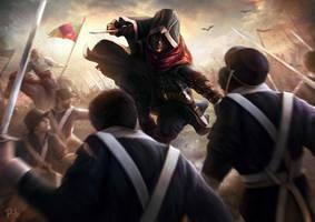 Assassin's Creed Brasil: Farroupilha by rodg-art
