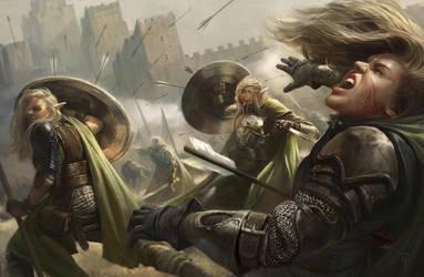 Ambush! by rodg-art