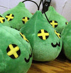 MapleStory Plush Slime3 by TheCurseofRainbow