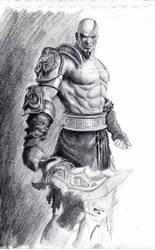 Kratos by VViiL