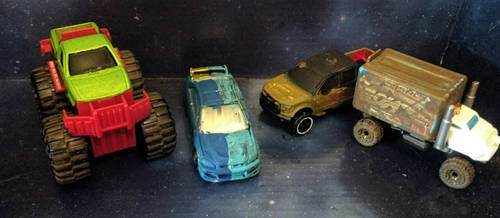 Gaslands - W-Painted by Spielorjh