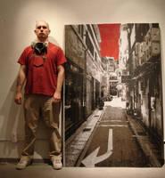 Hong Kong Alley by WorkhorseStudio