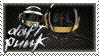 Daft Punk Stamp by Itzagual