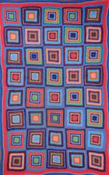 Crochet blanket 2 by SamanthaJordaan
